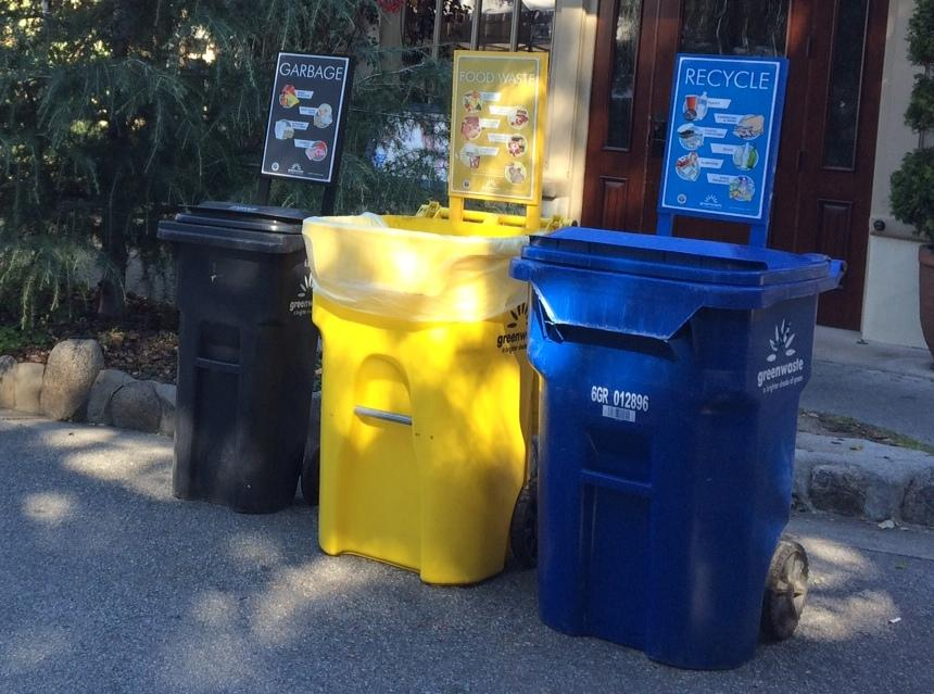 Waste Reduction And Recycling City Of Carmel