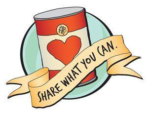 Share what you can!