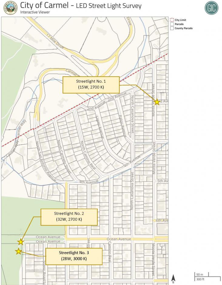 City LED Streetlight Pilot Project - City of Carmel Us Maps Work Page on santa fe us map, painted desert us map, blank us map, grand canyon us map, view us map, list us map, colorado river us map, editable us map,