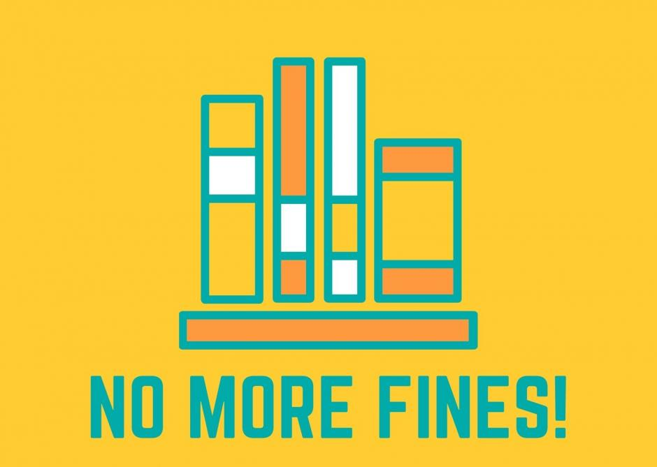 Attention bookworms: no more fines!