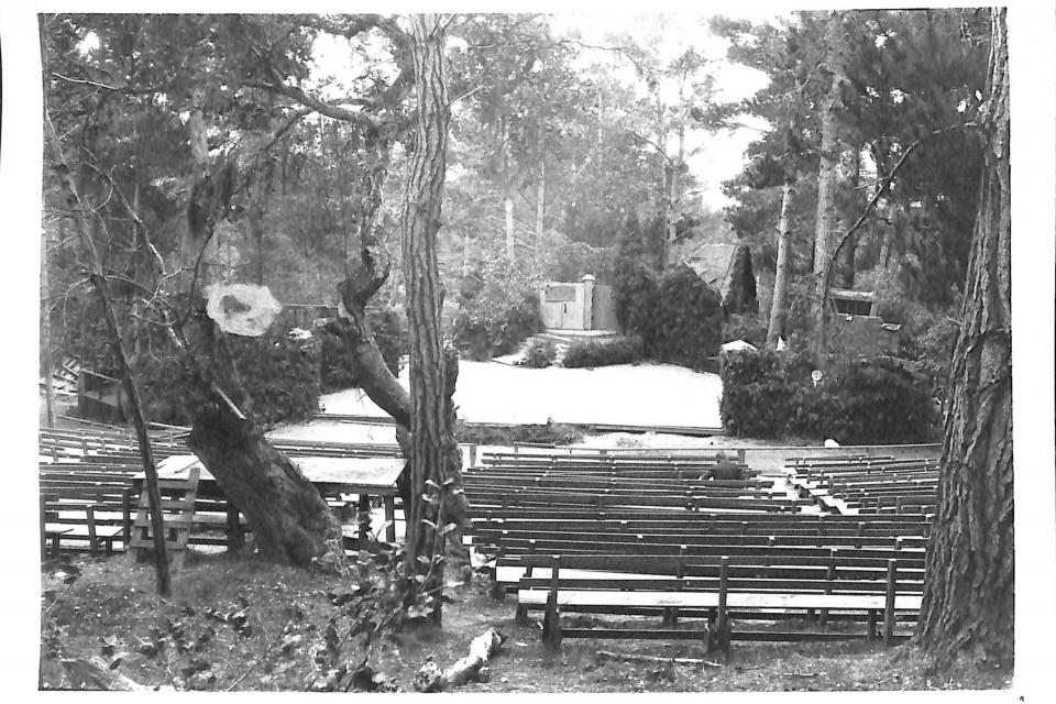 Forest Theater ca. 1920's