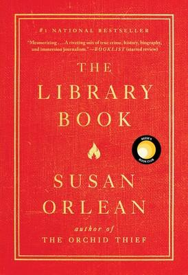 Cover image The Library Book