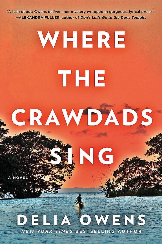 Book cover Where the Crawdads Sing